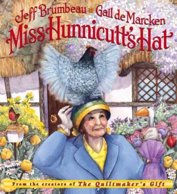 Cover image for Miss Hunnicutt's hat