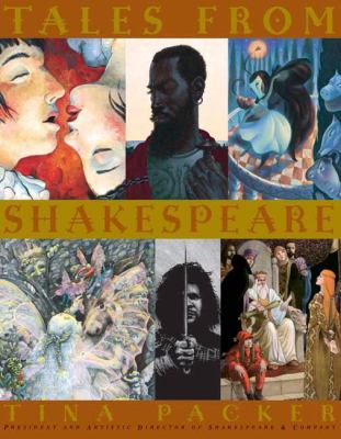 Cover image for Tales from Shakespeare