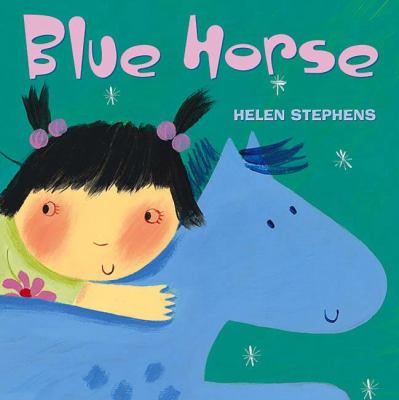 Cover image for Blue horse