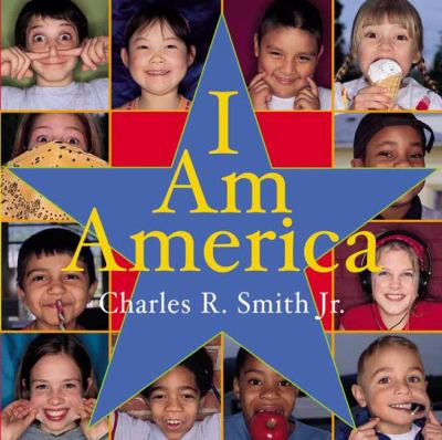 Cover image for I am America