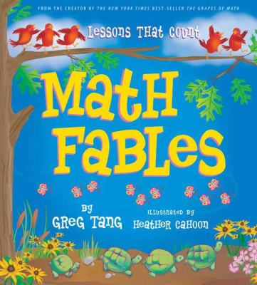 Cover image for Math fables