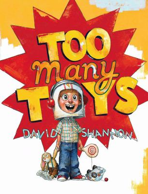 Cover image for Too many toys