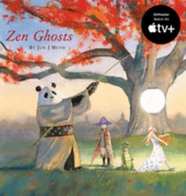 Cover image for Zen ghosts