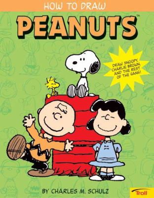 Cover image for How to draw Peanuts