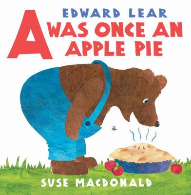 Cover image for A was once an apple pie