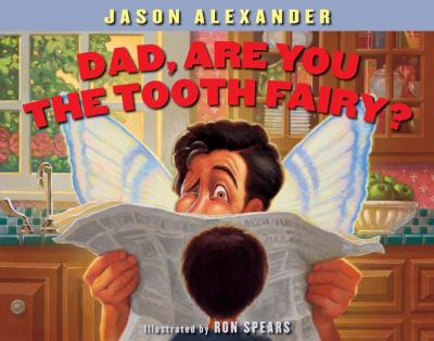 Cover image for Dad, Are You The Tooth Fairy?