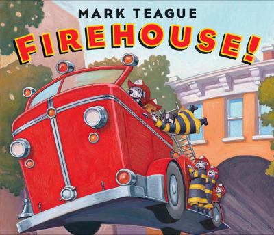 Cover image for Firehouse!