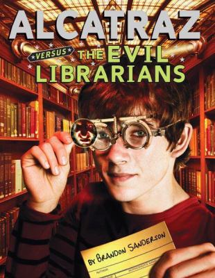 Cover image for Alcatraz versus the evil librarians