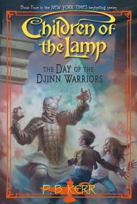 Cover image for The day of the djinn warriors
