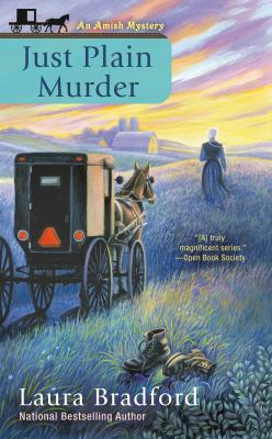 Cover image for Just plain murder
