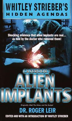 Cover image for Casebook : alien implants