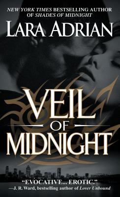Cover image for Veil of midnight