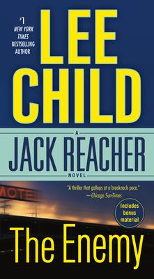 Cover image for The enemy : a Reacher novel