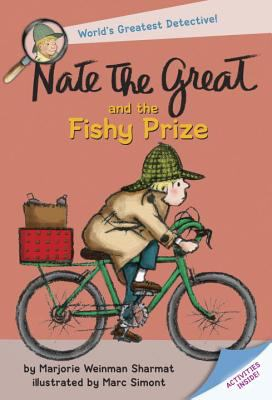 Cover image for Nate the Great and the fishy prize
