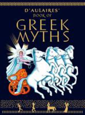 Cover image for Ingri and Edgar Parin d'Aulaire's Book of Greek myths.