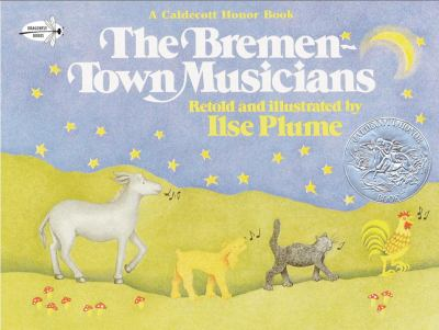 Cover image for The Bremen town musicians