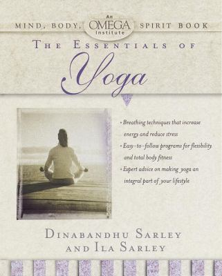 Cover image for The essentials of yoga