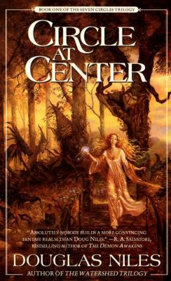 Cover image for Circle at center : book one of the seven circles trilogy