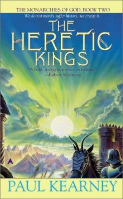 Cover image for The heretic kings