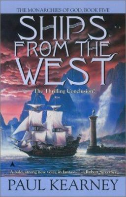 Cover image for Ships from the west