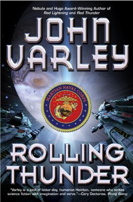 Cover image for Rolling thunder