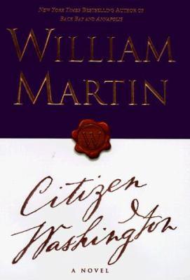 Cover image for Citizen Washington : a novel