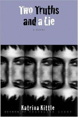 Cover image for Two truths and a lie