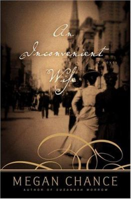 Cover image for An inconvenient wife