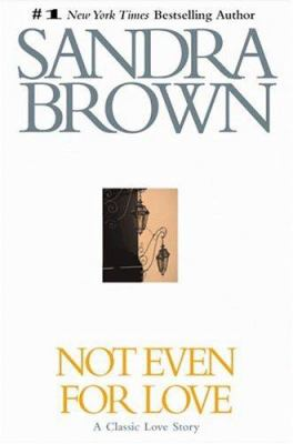 Cover image for Not even for love