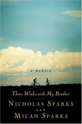 Cover image for Three weeks with my brother