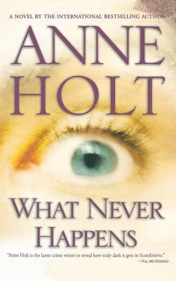 Cover image for What never happens