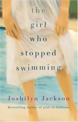 Cover image for The girl who stopped swimming