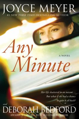 Cover image for Any minute : a novel