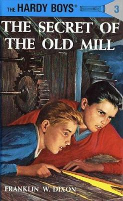 Cover image for The secret of the old mill