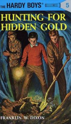 Cover image for Hunting for hidden gold