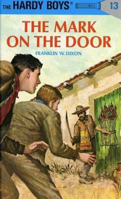 Cover image for The mark on the door