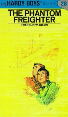 Cover image for The phantom freighter