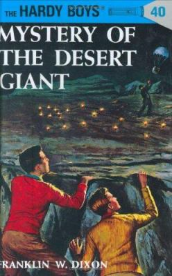 Cover image for Mystery of the desert giant