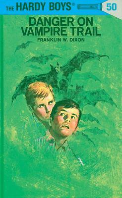 Cover image for Danger on Vampire Trail