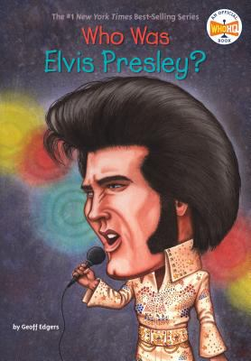 Cover image for Who was Elvis Presley?