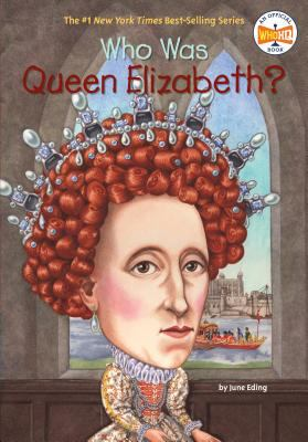 Cover image for Who was Queen Elizabeth?