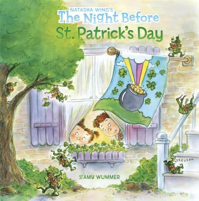 Cover image for The night before St. Patrick's Day