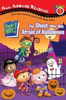 Cover image for The ghost who was afraid of Halloween