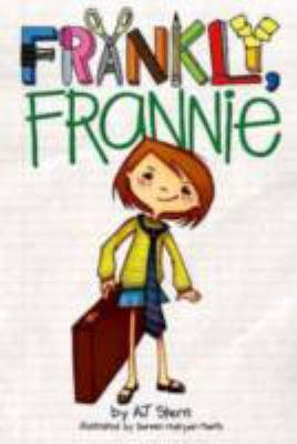 Cover image for Frankly, Frannie