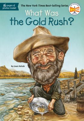 Cover image for What was the Gold Rush?