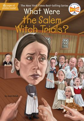 Cover image for What were the Salem Witch Trials?