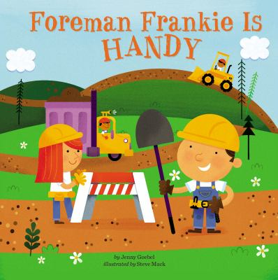 Cover image for Foreman Frankie is handy