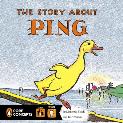 Cover image for The story about Ping