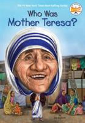 Cover image for Who was Mother Teresa?