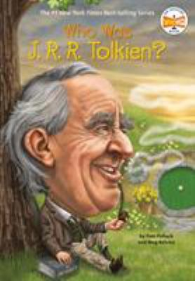 Cover image for Who was J.R.R. Tolkien?